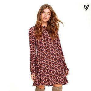 Lulu's Glamorous Daylily Darling Dress